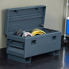 TRINITY TXKPGR-0501 Job Site Box, 45