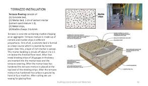Marble Flooring Construction Details Fresh Mosaic And Terrazo
