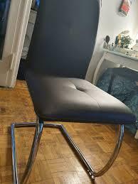 6 stühle dunkel braun segmüller wie neu