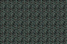 Dark Fish Green Pattern Texture Circle Carpet Set Light Background Net Design Floor Line Textile Flooring