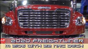 100 Atlantic Trucking 2020 Freightliner M2106 With 22NRC Deck Exterior And Interior 2019 Truck Show