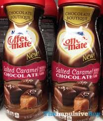Salted Caramel Coffee Creamer Nestle Mate Boutique Chocolate By Sugar Free Mocha