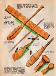 free canoe paddle plans for the paddlery pinterest canoeing