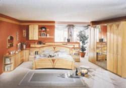 achensee schlafzimmer bett komforthöhe birke teilmassiv