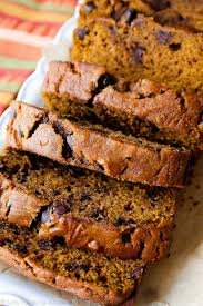 Libbys Pumpkin Oatmeal Bars by Pumpkin Chocolate Chip Bread Sallys Baking Addiction