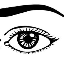 Full Size Of Coloring Pageeyes Pages Eyes Watching With Page 300x300