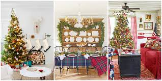100 Decoration Of Homes 30 Best Christmas Home Tours Houses Decorated For Christmas