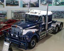 Kenworth Museum | National Road Transport Hall Of Fame