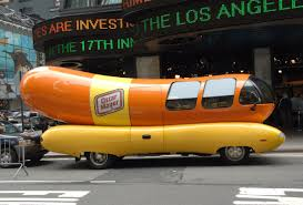 Oscar Mayer Hotdogger Reveal What It's Really Like To Drive The ...