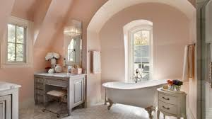 French Shabby Chic Bathroom Ideas by Gorgeous Rustic Bathroom Decor With Distressed Vanity And Corner