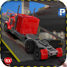 100 Heavy Truck Games Multistorey Parking 3D A Realistic Parking Driving