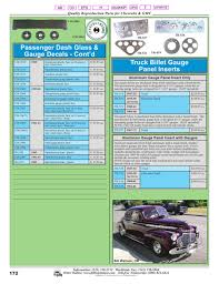 100 64 Chevy Truck Parts Page 175 Of Antique Chevrolet Car And Or GMC Truck Parts 892011