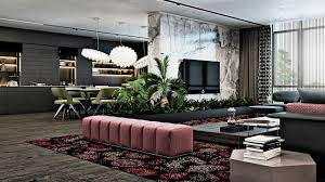 100 Apartment Interior Designs Luxury Modern Luxury Living Room 2019