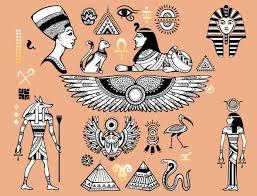 Egyptian Symbol Tattoos