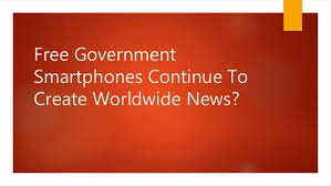 Do You Want Free Government Smartphone Security PowerPoint Slides