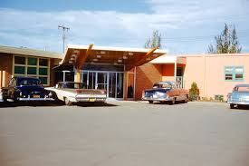 100 Loves Truck Stop Williston Nd Front Of The El Rancho Motor Hotel North Dakota June
