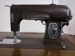 Vintage Kenmore Sewing Machine In Cabinet kenmore 117 959