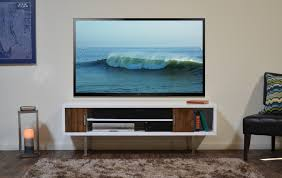Decorating Around A Wall Mounted TV