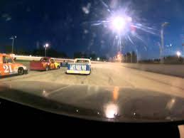 Wisconsin Sport Truck Feature At Columbus 151 Speedway 7-12-13 - YouTube