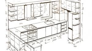 faire le plan de sa cuisine faire sa cuisine equipee soi meme evtod