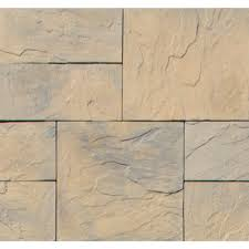 16x16 Patio Pavers Canada by Kit Pavers Hardscapes The Home Depot
