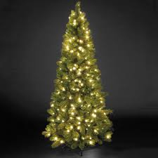 Black Slim Christmas Tree Pre Lit by Buy Cheap Prelit Christmas Tree Compare House Decorations Prices