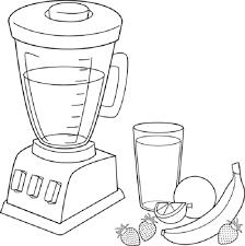 Blender Clipart Household Product