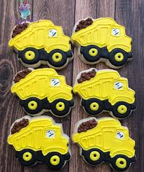 100 Dump Truck Cookies Dumptruckcookies Pictures JestPiccom