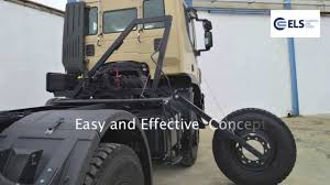 100 Semi Truck Spare Tire Carrier Wheel Holder By ELS