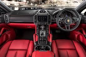 Porsche Cayenne Platinum Edition Interior Malaysia 2017