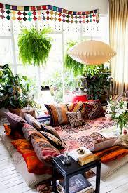 17 Charming Boho Chic Interior Design and Decor Ideas Style