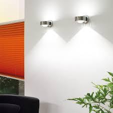 top light puk wall halogen linse glas