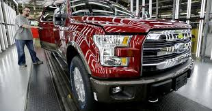 Ford Confirms It Will Stop All F-150 Production After Supplier Fire Ford Says Electric Vehicles Will Overtake Gas In 15 Years Announces Tuscany Trucks Mckinney Bob Tomes Where Are Ford Made Lovely Black Mamba American Force Wheels 7 Best Truck Engines Ever Fordtrucks 2018 F150 27l Ecoboost V6 4x2 Supercrew Test Review Car 2019 Harleydavidson Truck On Display This Week New Ranger Midsize Pickup Back The Usa Fall 2017 F250 Super Duty Cadian Auto Confirms It Stop All Production After Supplier Fire Ops Special Edition Custom Orders Cars America Falls Off Latest List Toyota Wins Sunrise Fl Dealer Weson Hollywood Miami