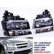 Head Lamp by Headlights For Chevrolet Colorado Ebay