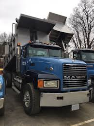 100 Tri Axle Dump Trucks Truck 1997 Mack Elite 38500 United Exchange USA