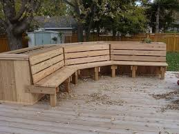 Wood Lawn Bench Plans by Best 25 Planter Bench Ideas On Pinterest Cedar Bench Back