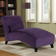 Furniture: Cute Purple Chaise Lounge For Living Room Furniture Ideas ...