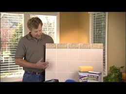 what is the best way to remove grout and regrout tile youtube