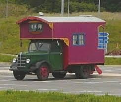 French Classic Motorhome Or Motorised Gypsy Caravan