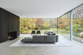 100 The Leaf House Modern House In Antwerp Belgium Is Made For Leaf Peeping