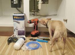 Filtrete Under Sink Water Filter by Installing A Filtrete Water Treatment System Under Our Kitchen Sink