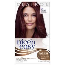 Nice n Easy Permanent Natural Light Caramel Brown 6W at wilko