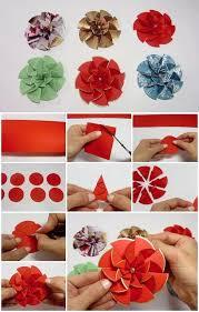 How To Make Easy Modular Paper Flower