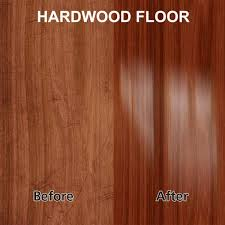 professional wood floor restorer with high gloss 2 gallon pack