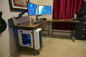 Diy Pipe Desk Unispaclub