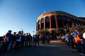 Citi Field On October 12 2015 In New York City Photo By Mike
