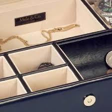Dresser Valet Watch Box by 14 Dresser Valet Watch Box Premier Black Charging Station