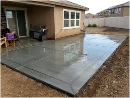 Backyards: Cement Backyard. Cement Patio Ideas Pictures. Cement ... Stone Texture Stamped Concrete Patio Poured Stamped Concrete Patio Coming Off Of A Simple Deck Just Needs Fresh Finest Cost Of A Stained 4952 Best In Style Driveway Driveways And Patios Amazing Walmart Fniture With To Pour Backyards Cement Backyard Ideas Pictures Pergola Awesome Old Home Design And Beauteous Dawndalto Decor Different Outstanding Polished Designs For Wm Pics On Mesmerizing