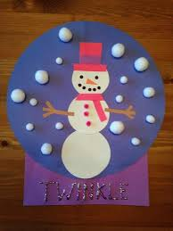 Winter Crafts For Kids To Make Easy Craft Preschool Handmade