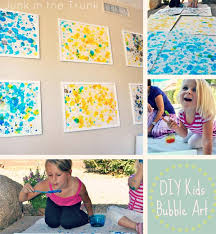 DIY Wall Art For Kids Room 28